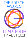 EdTechDigest Leadership FINALIST 2021