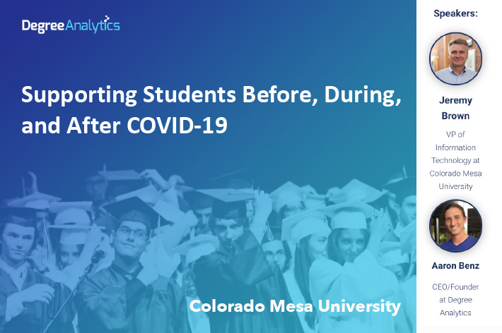 Supporting Students Before, During, and After COVID-19